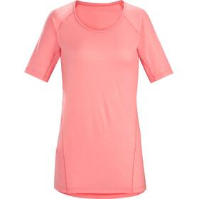 Arc'teryx Lana SS Shirt Women Lamium Pink